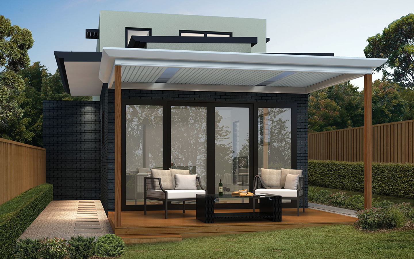 Awning Stratco Outback Evolution - AbFab